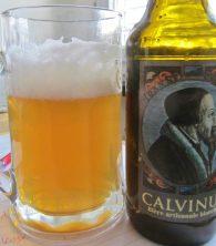 Les Frères Papinot, Calvinus Blanche Beer, whitbier, Calvinus Blonde Beer, John Calvin, Geneva