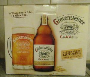 Brauerei C & A Veltins, Meschede-Grevenstein, Veltins Grevensteiner Landbier, german beer