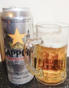Japanese beer, Sapporo Premium Beer, Sapporo Breweries Ltd, Seibei Nakagawa