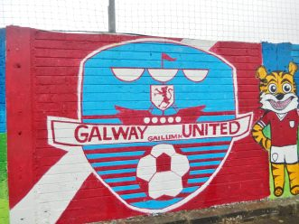 Galway United, football away days, Eamonn Deacy Park, Galway city,