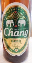 Chang Beer. Thailand's Number 1 Beer