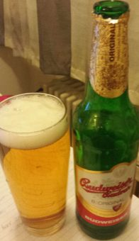 Budweiser Budvar B:The Original