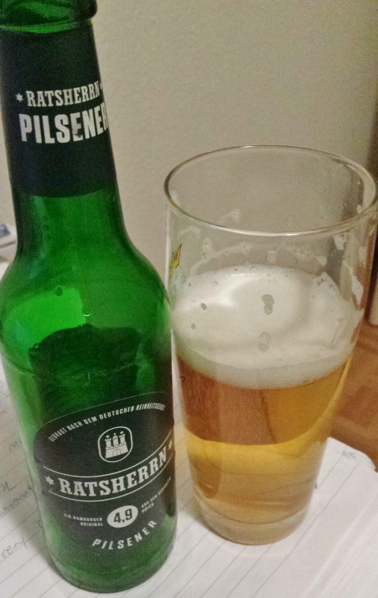 Ratsherrn Pilsner