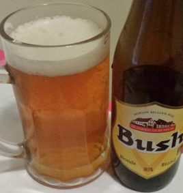 Bush Blonde, when looks are not important!