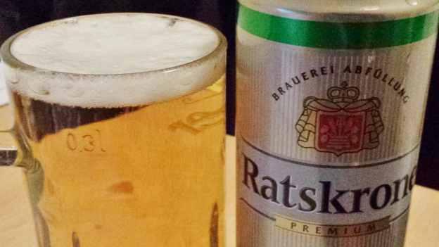 Ratskrone Premium Pilsner,