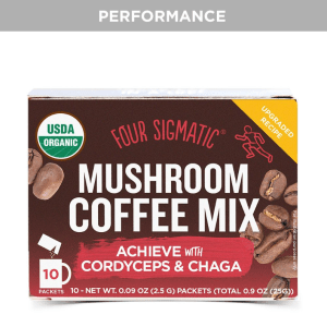 Four Sigmatic Cordyceps bei This Drives me