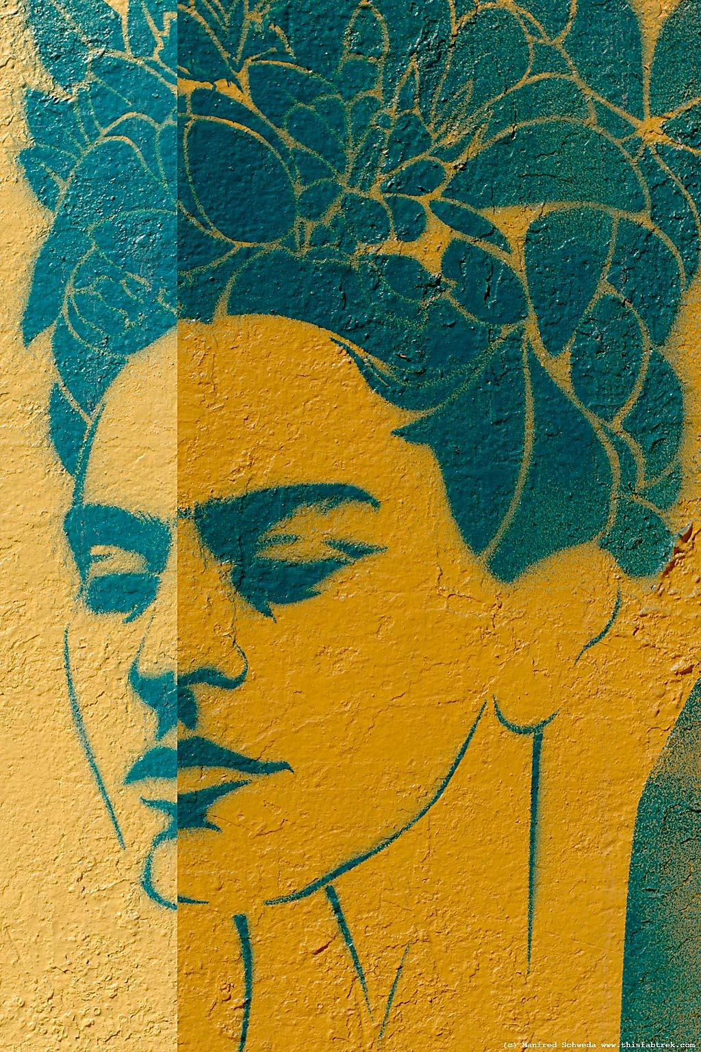 Mexico Kahlo House Frida City
