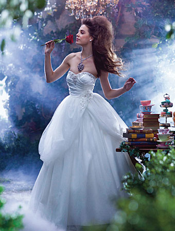 The 2014 Alfred Angelo Disneys Fairy Tale Wedding Gowns