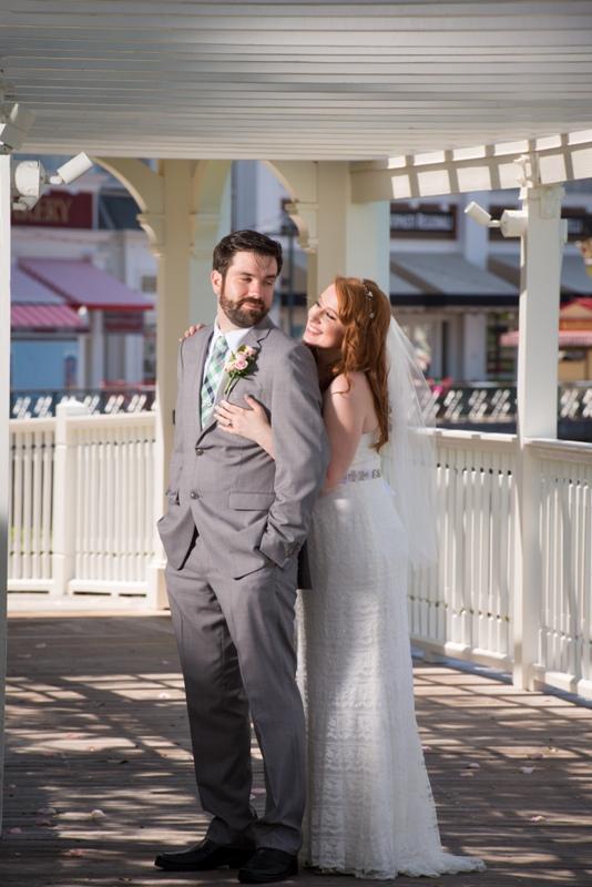 Walt Disney World Honeymoon Escape