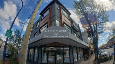 Mable Elmore MLA Office