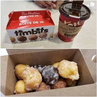 Tim Horton's is life.