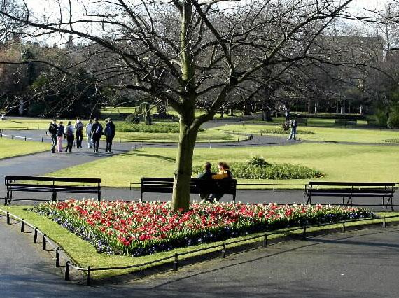 Church: as garden, park, glen and meadow... (3/5)