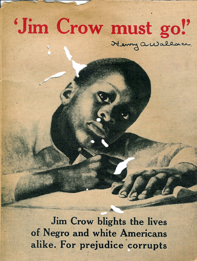 Jim Crow laws, and a painted rock... (3/5)