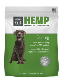 Pampered Pets USA Calming Pet Chews