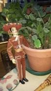Lenora's terrific Pedro Infante doll.