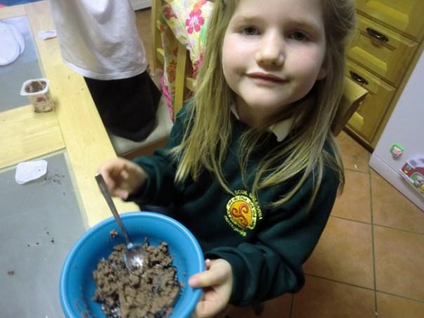 Hannah's Mud Pie