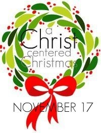 A Christ-Centered Christmas {Link-Up Party}