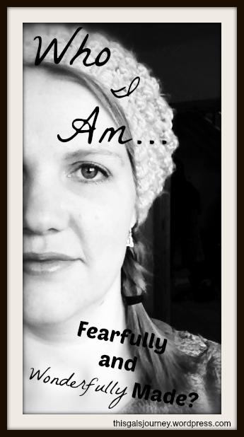 Who I am…