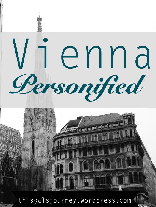 Vienna, Personified
