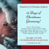 12 Days of Giveaways — Day 11!