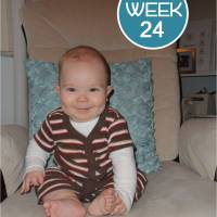 Tales From the Crib: Week 24