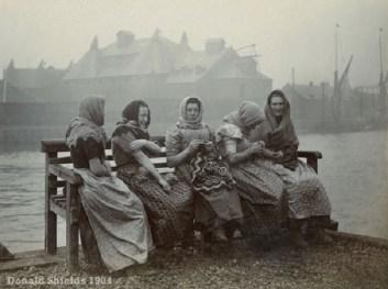 Great YArmouth Herring Girls