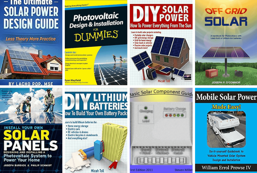 Solar Power Books to Succeed in the Solar Industry (The 8 Best)