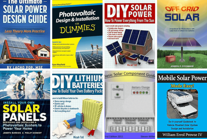 Solar power books to succeed in the solar industry the 8 best solar power books solutioingenieria Image collections