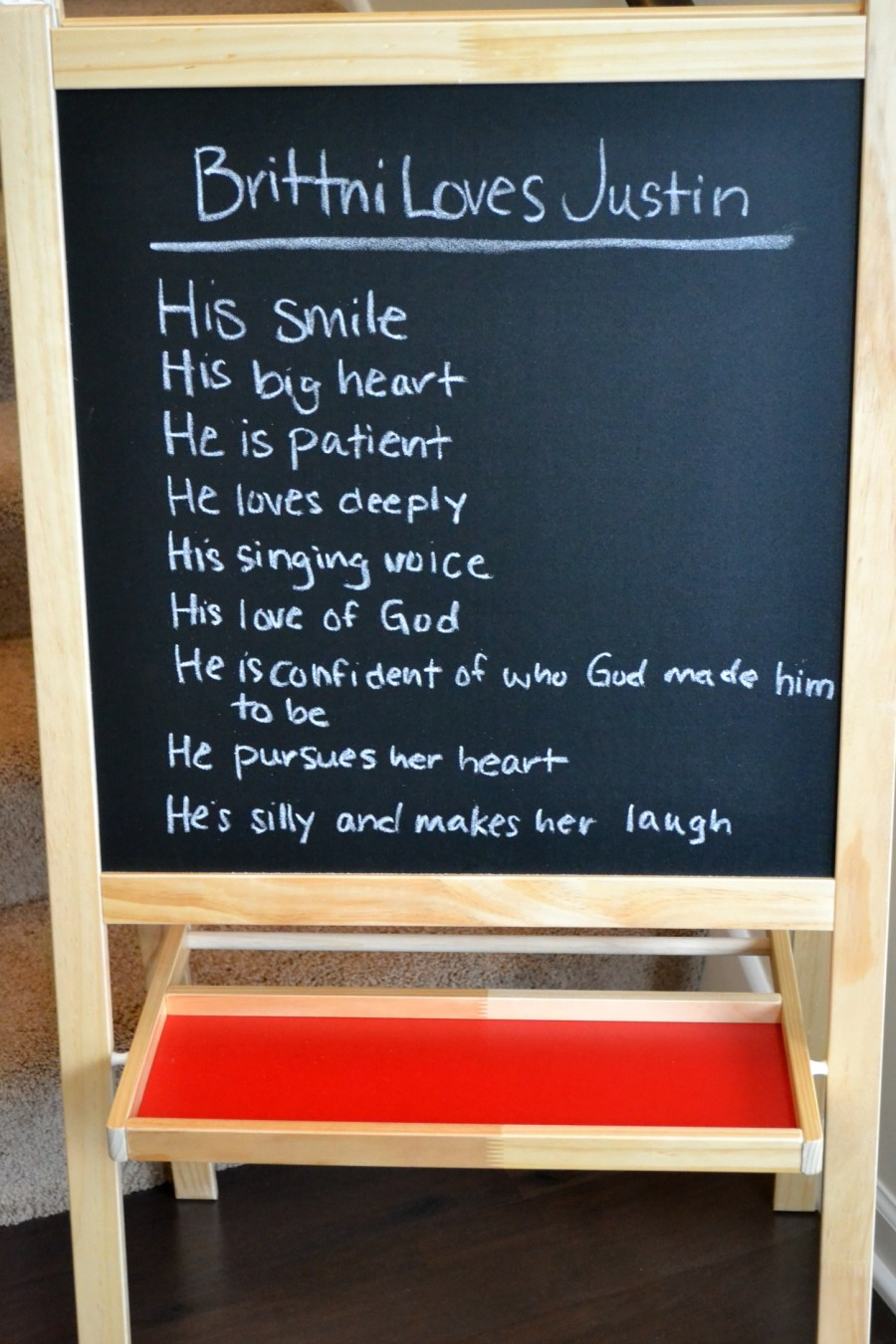 What She Loves About Him | www.thisgratefulmama.com