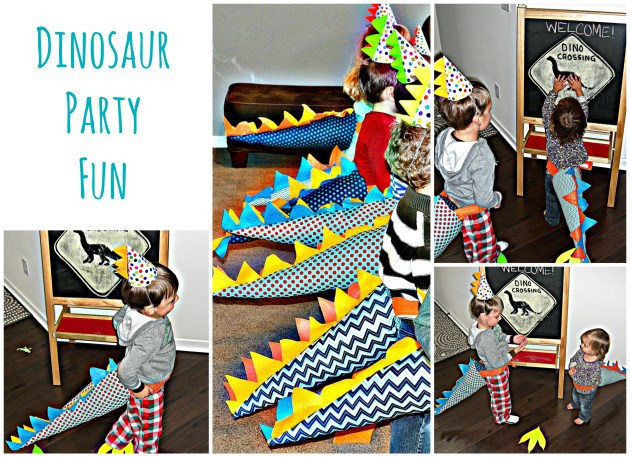 Dinosaur Party Fun