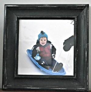 Frame 2 finished