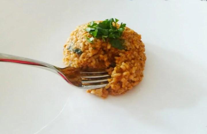 Tomato Herb Rice