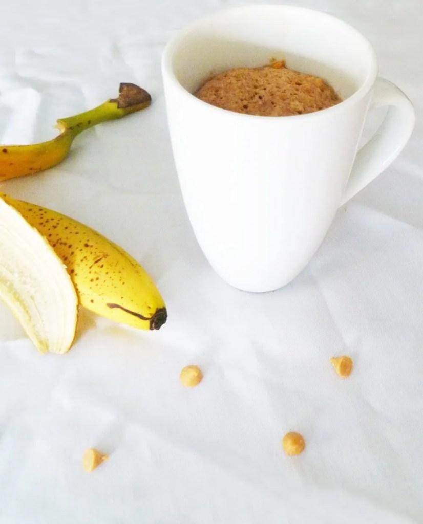 Diy Vanilla Mug Cake