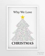 Why We {Love} Christmas