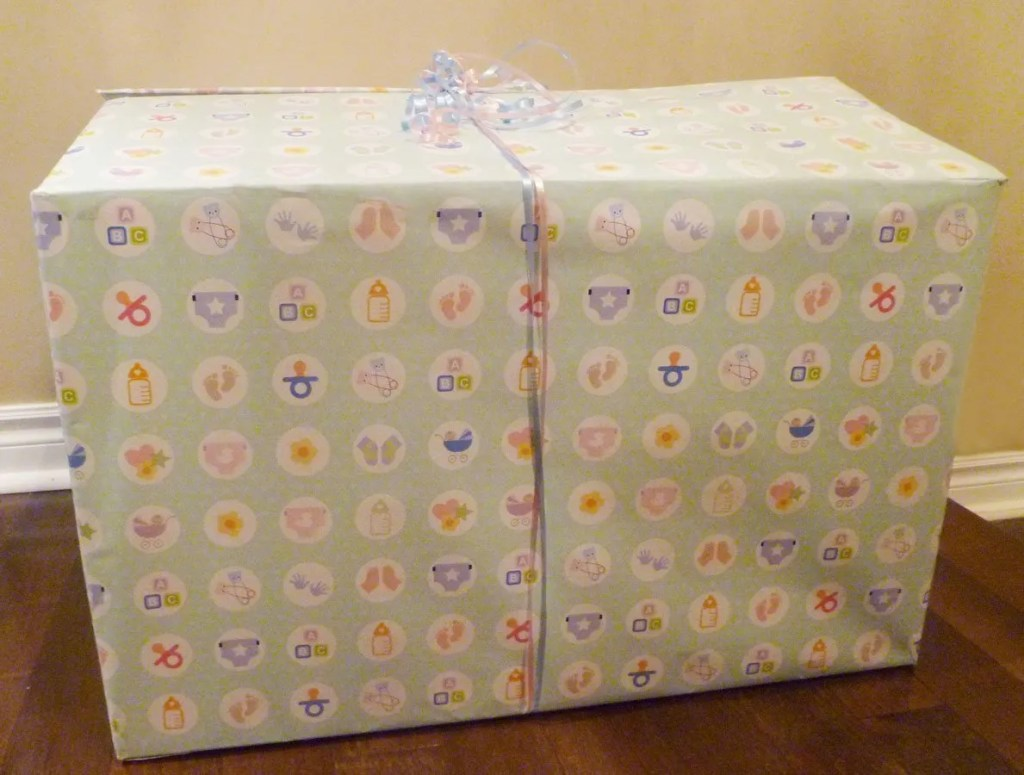 Surprise Box Whether Its A Baby Gender Reveal Birthday Or Just