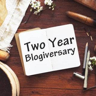 Two Year Blogiversary