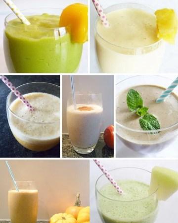 Seven Sensational Smoothies