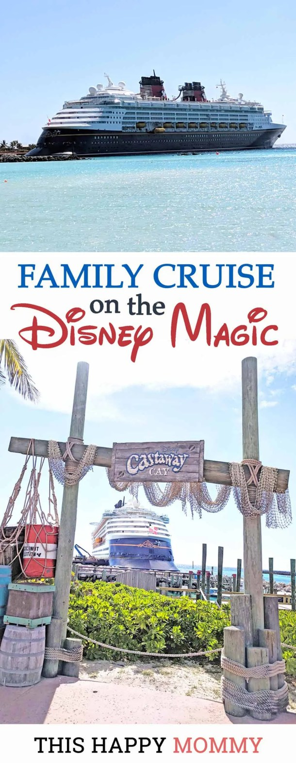 There's something wonderful about a holiday. When you are on a Disney cruise, the holiday is even more magical. Our first family cruise on the Disney Magic was more memorable that we could have imagined! Disney Cruise Tips | Disney Cruise Tips for You | Disney Cruise Review | Traveling with Young Kids | Family Vacation | First Time Tips | #travel #family #kidstravel #disneycruise #vacation | thishappymommy.com