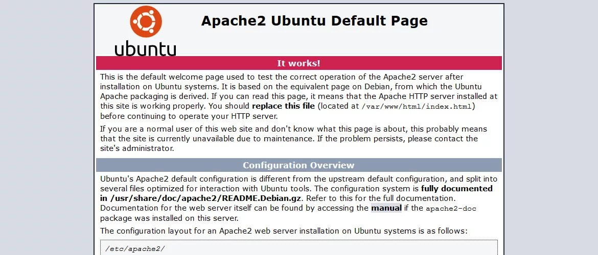 How To Install And Optimize Apache On Ubuntu
