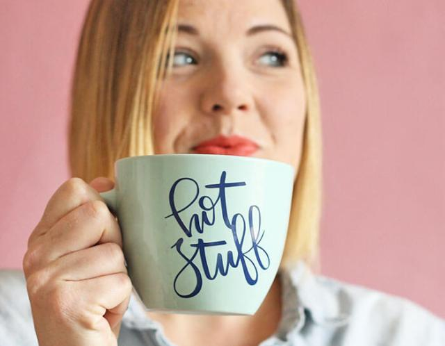 How to Make Mugs With the Cricut to Sell