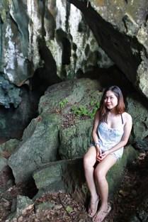 Caving in Caramoan