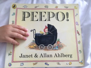 This Irish Family- Book of the Week - Peepo!