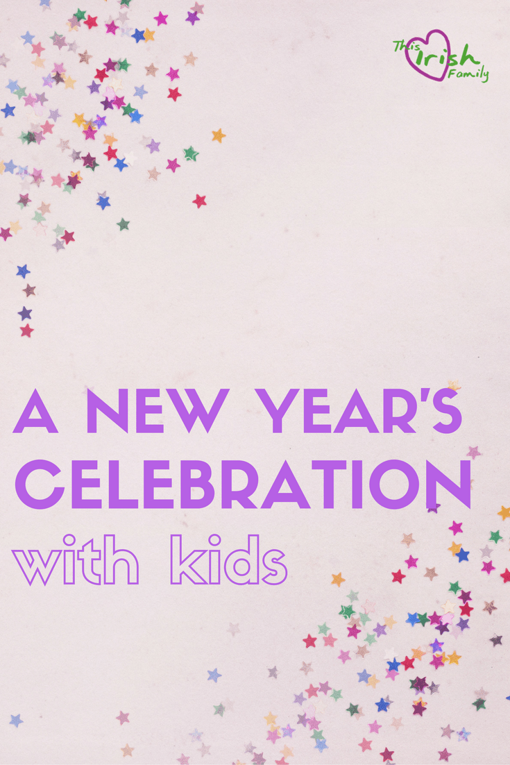 New Year's Eve with Kids