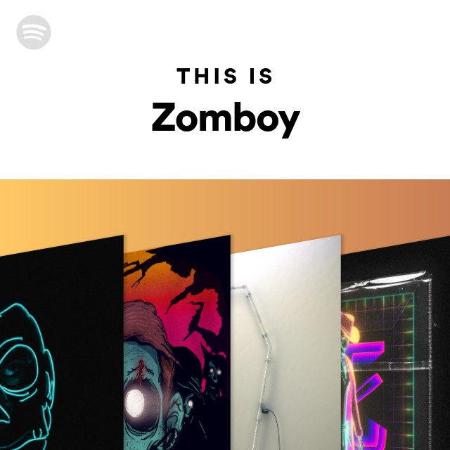 This Is Zomboy On Spotify