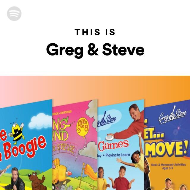 This Is Greg & Steve