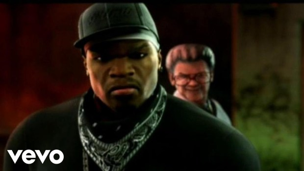 50 Cent – 50 Cent: Bulletproof Trailer