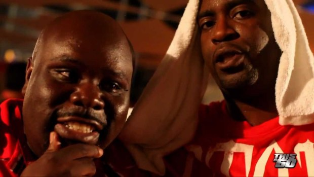 50 Cent and G-Unit in Casablanca, Morocco (Part 2 of 2)   Behind The Scenes   50 Cent Music