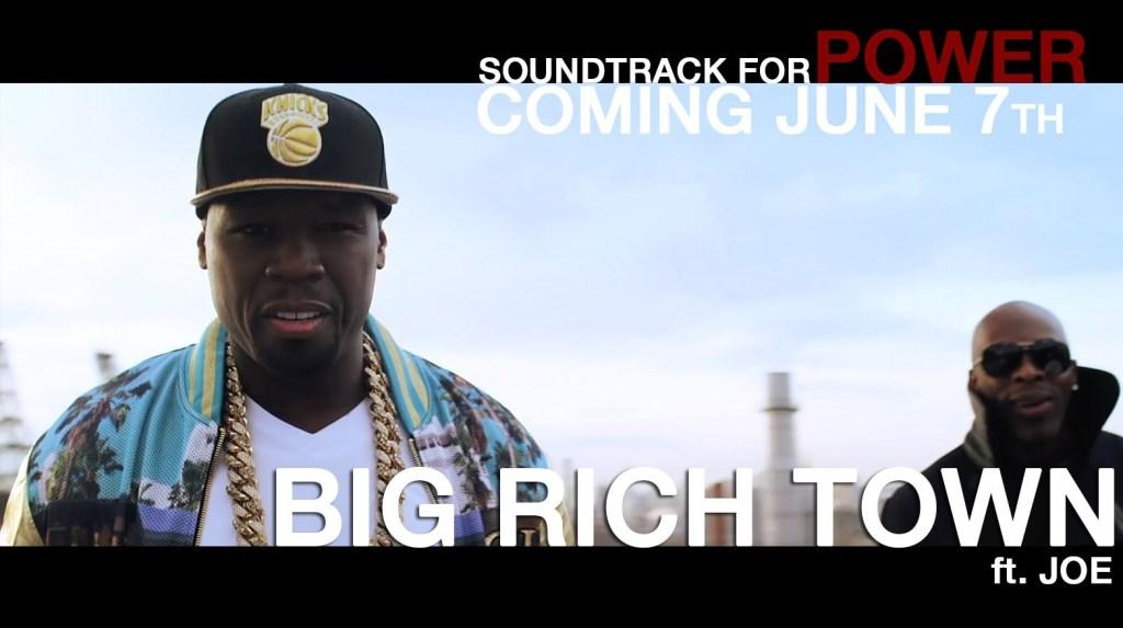50 Cent –  Big Rich Town (feat. Joe)