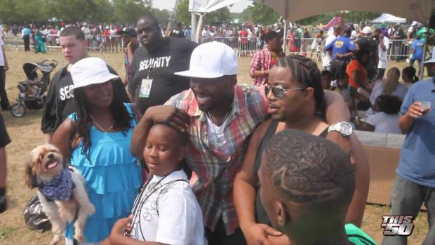 "50 Cent – ""Forever Young"" Day – Jamaica Queens, NY – June 2010"