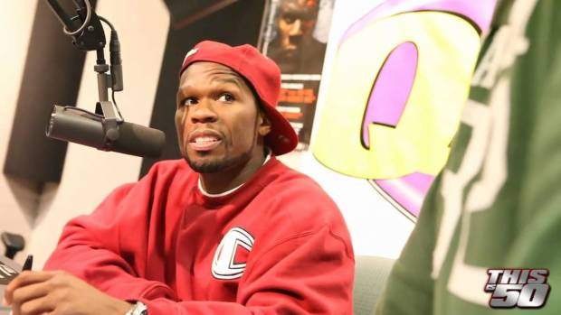 50 Cent In Philadelpia, Talks Baby By Me + Be A  Millionaire | Interview | 50 Cent Music